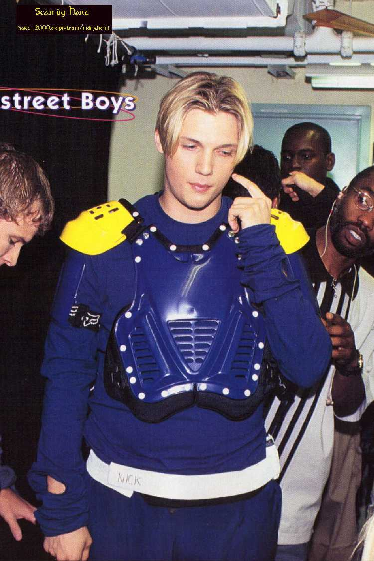 Backstreet Boys - Shape-CD Mit B-Rok
